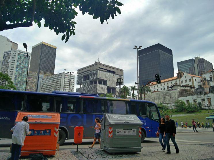 Rio city center