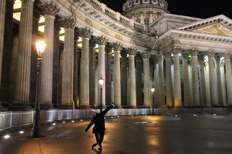 Pietari ja Venäjä - kaupunki ja maa, joita rakastan