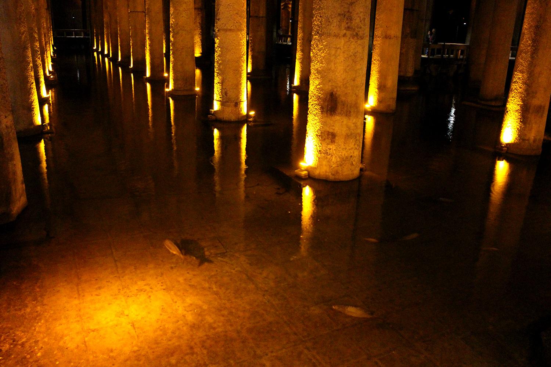 istanbul nähtävyydet turkki basilikan vesisäiliö