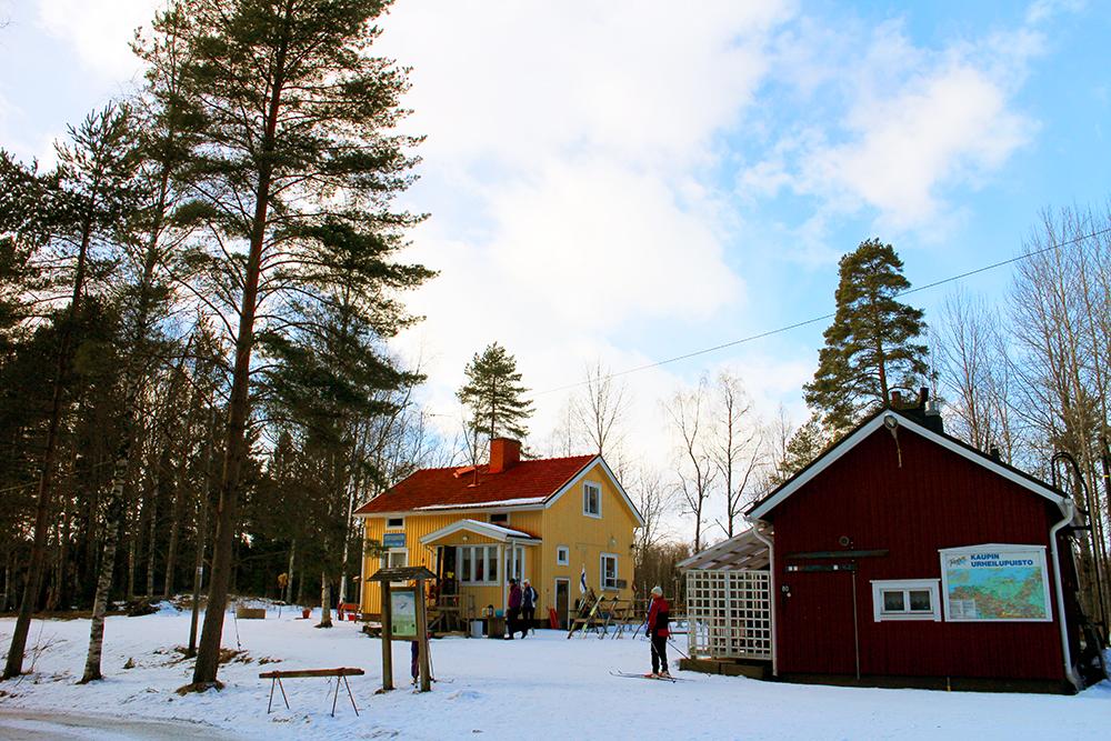 Niihaman retkeilymaja Tampere