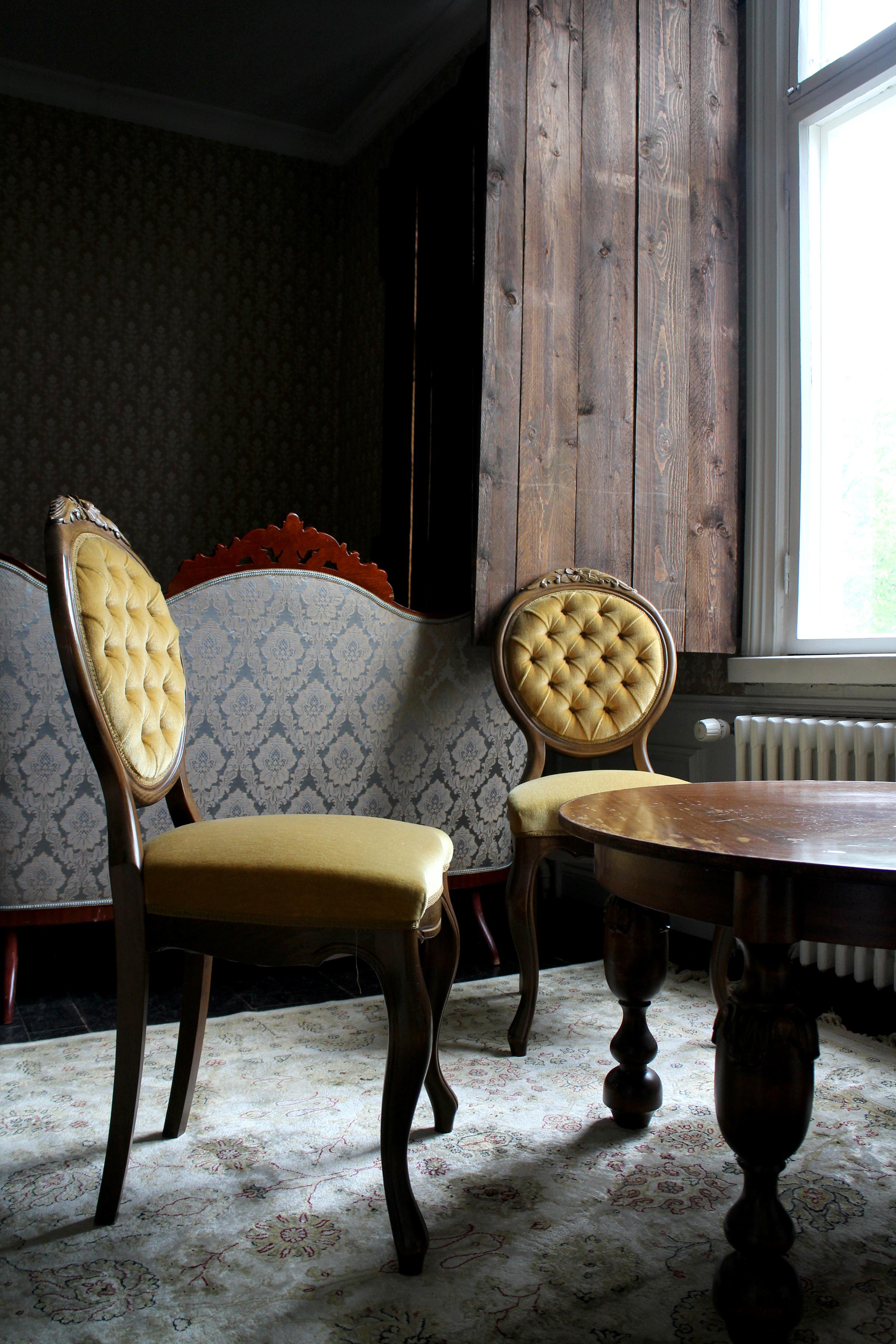 Ruhtinaan sali / Wanha Juhana / juhlapaikka Porissa