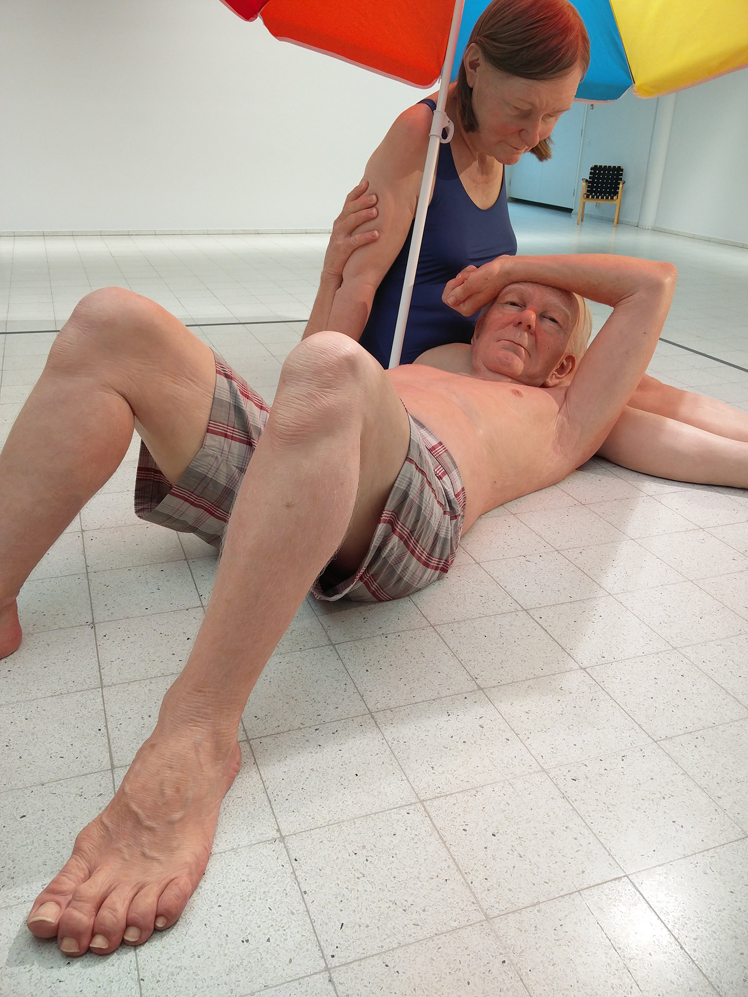ron_mueck_sara_hilden_taide_tampere_1
