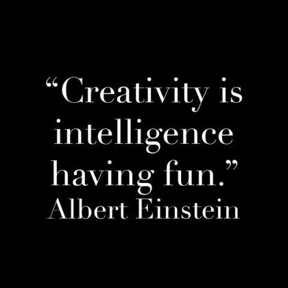 innovointi luovuus Albert Einstein