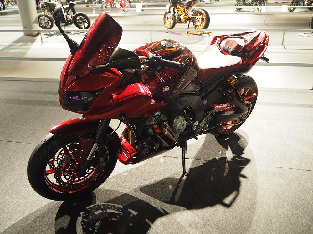 MP-messut 2017 MustRide moottoripyörämessut