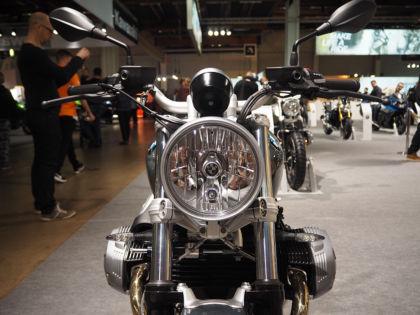BMW MP-messut 2017 MustRide moottoripyörämessut