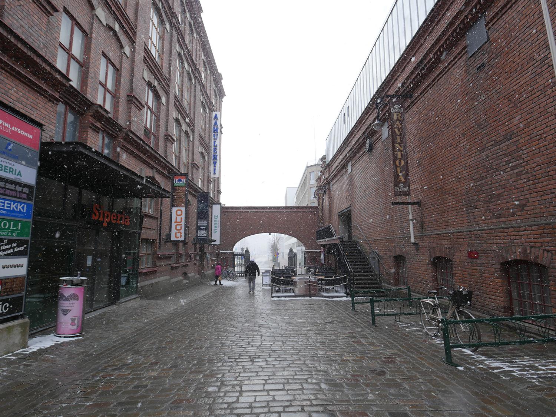 Tampere Tallipiha Pääsiäinen