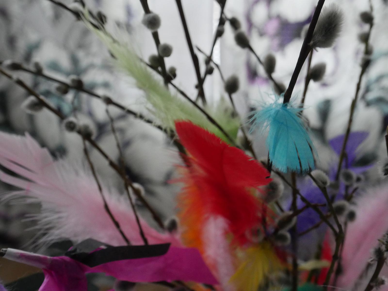 Pääsiäinen Pajunkissat Easter Finland